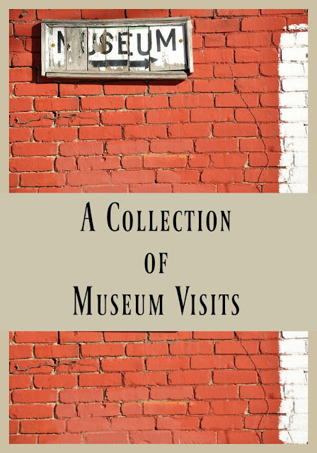 A Collection of Museum Visits on Homeschool Coffee Break @ kympossibleblog.blogspot.com