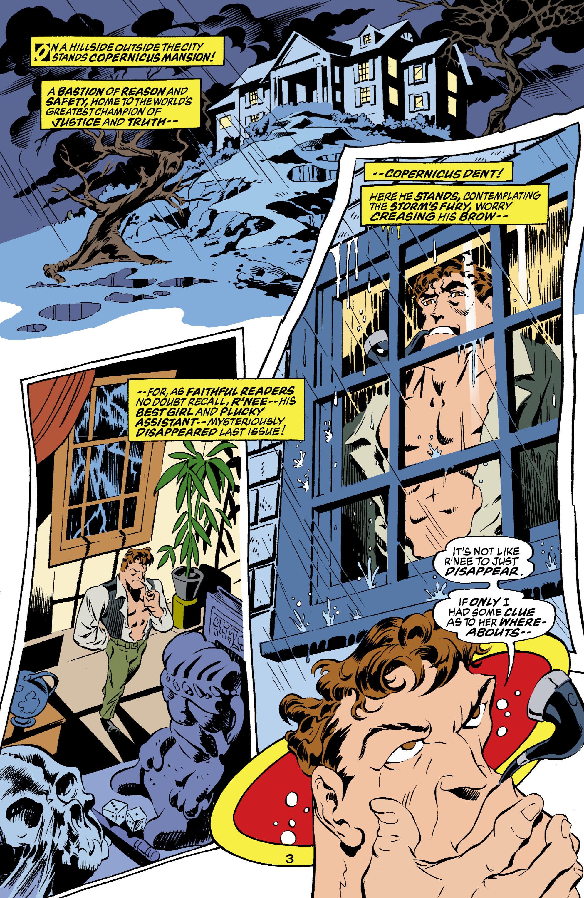 Detective Comics (1937) 753 Page 3