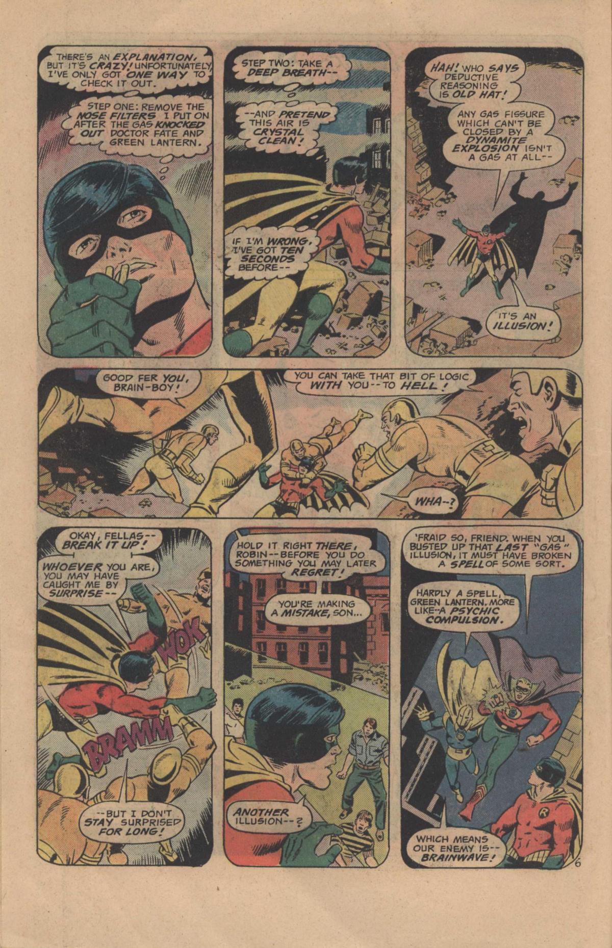 Read online All-Star Comics comic -  Issue #59 - 10