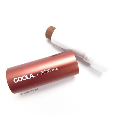 coola liplux bonfire - the beauty puff