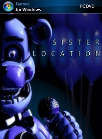 Download Five Nights at Freddys Sister Location PC Game Free