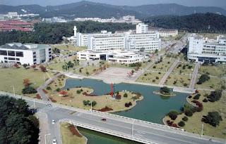 perguruan tinggi terbaik di asia kaist south korea