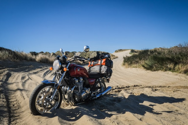 Một ngày phượt cùng Honda CB 1100 DLX