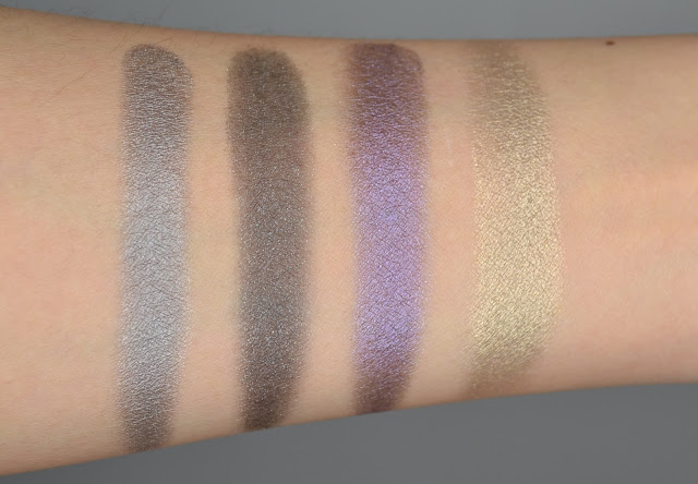 Mary Kay Pure Dimensions Eyeshadow Palette in Paris Starlight Review and Swatches