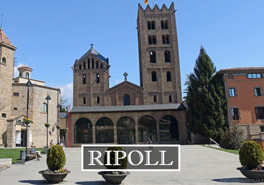 Descubriendo Girona: Ripoll y el Monasterio de Santa María