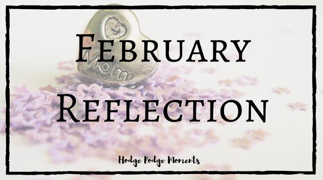 February Reflection