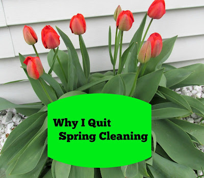 Why I Quit Spring Cleaning