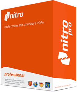 تحميل برنامج تحرير وإنشاء ملفات البى دى إف Nitro Pdf