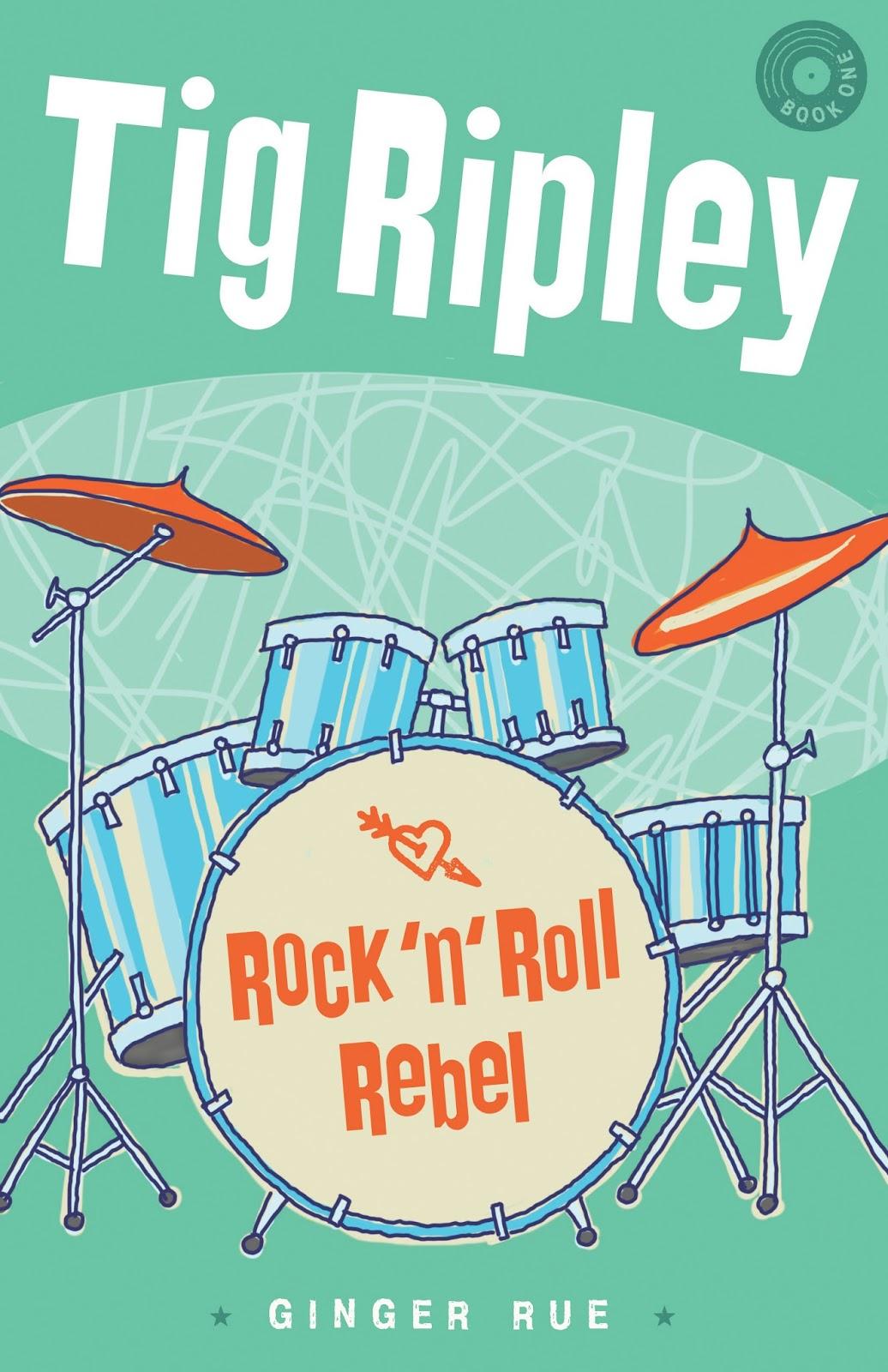 live your poem tig ripley rock 39 n 39 roll rebel by ginger rue. Black Bedroom Furniture Sets. Home Design Ideas