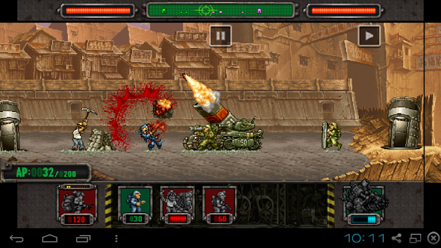 Metal Slug Defense Android