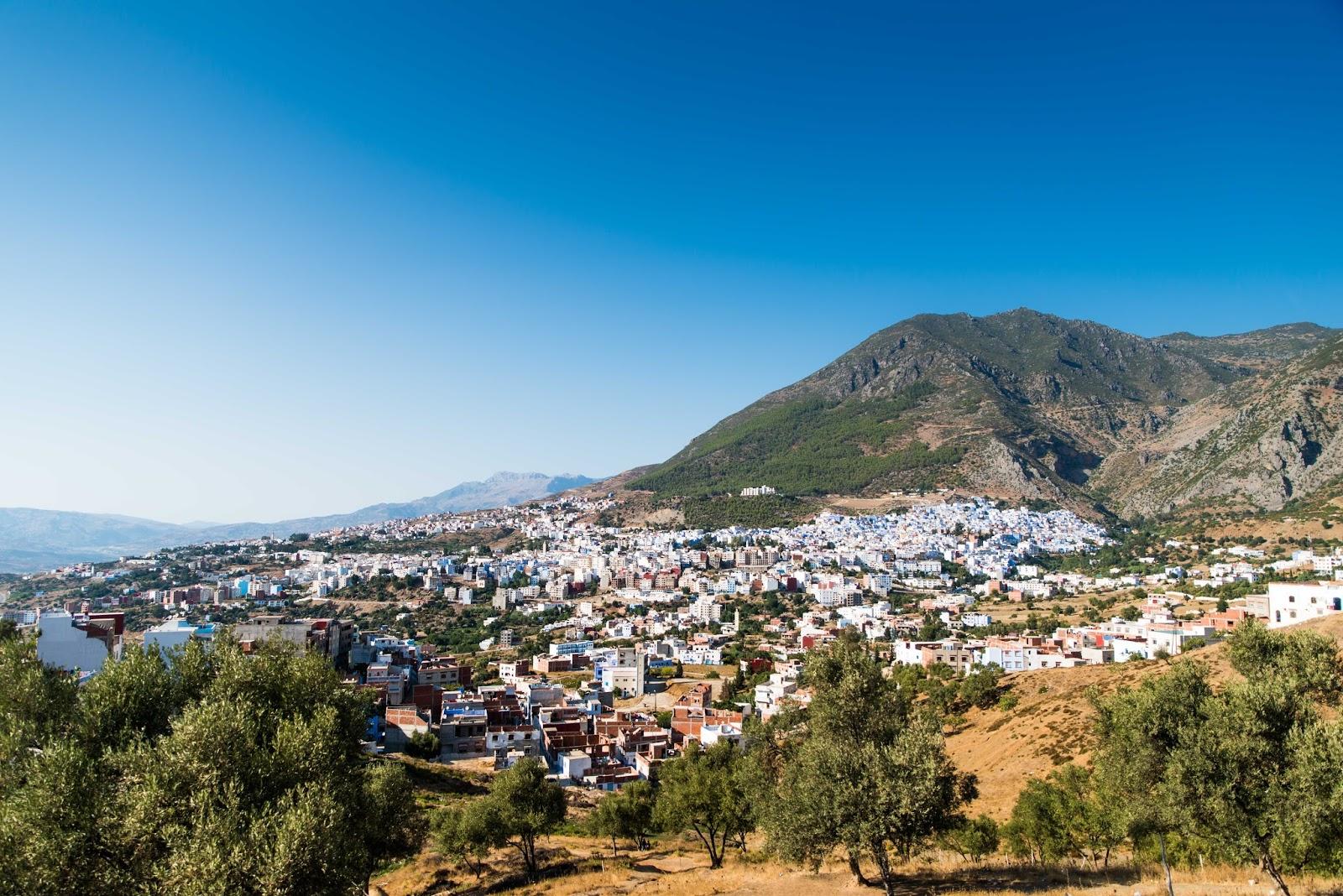 morocco fes chefchaouen blue city liquid grain liquidgrain