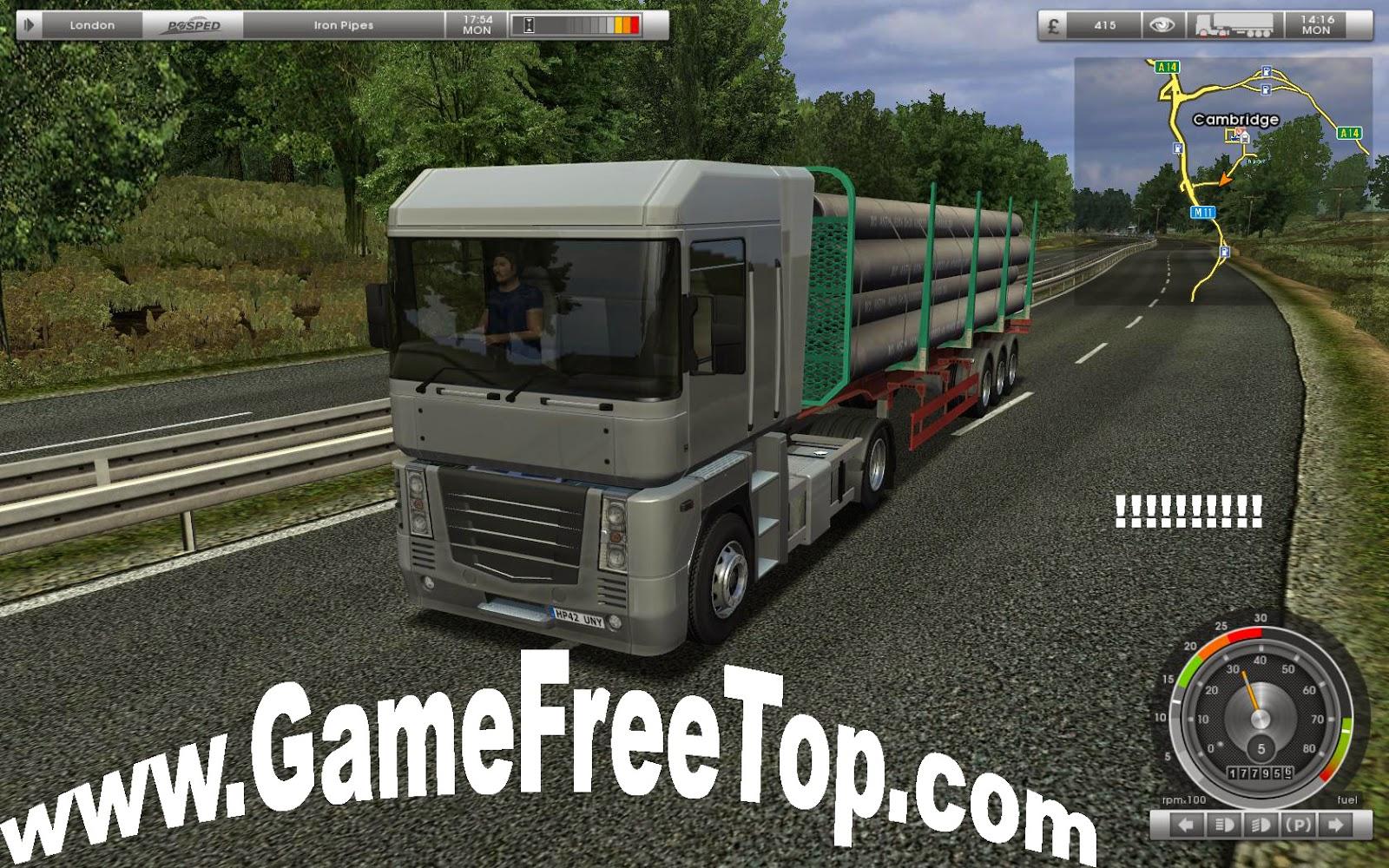 uk truck simulator full version game download. Black Bedroom Furniture Sets. Home Design Ideas