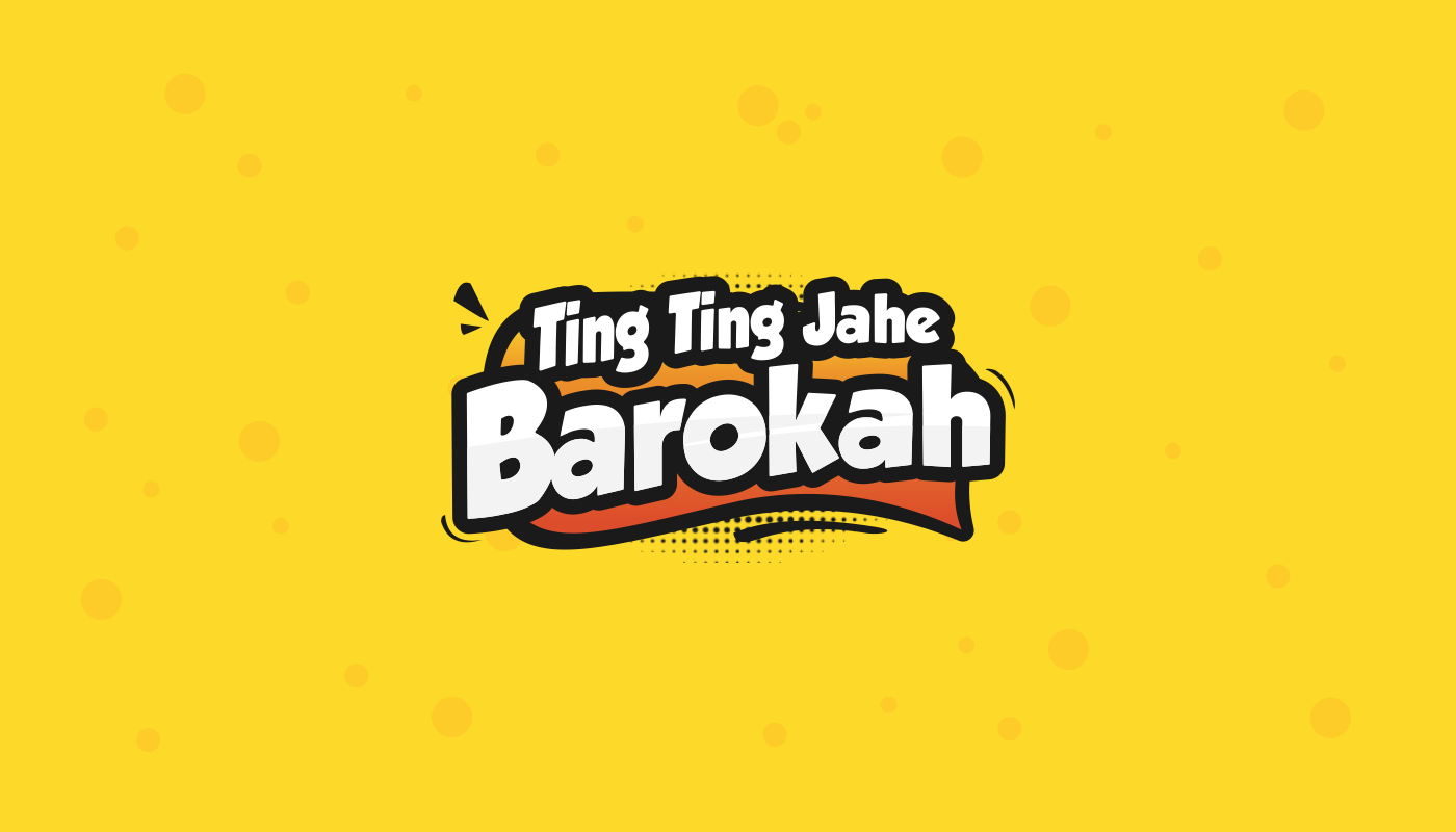 Logo UKM Murah - Kemasan Ting Ting Jahe