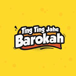 Jasa Desain Logo - Ting Ting Jahe