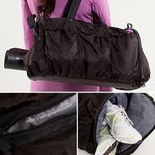 Gym Bag dan peralatan