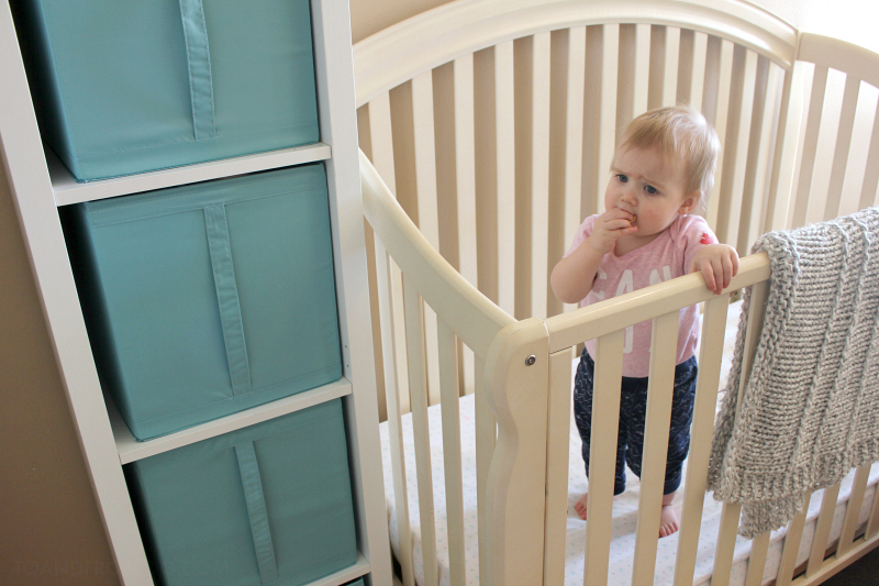 Baby Must Haves for Small Spaces