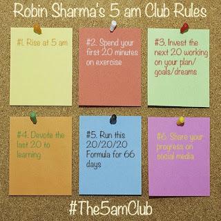 The 5 am Club by Robin Sharma pdf download