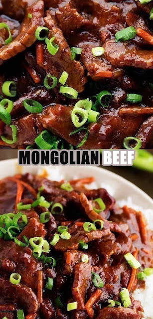 Delicious Slow Cooker Mongolian Beef Recipe