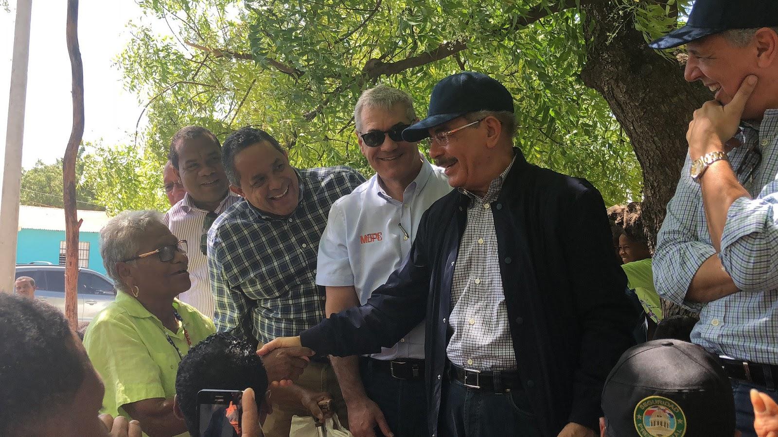 VS198: Danilo va a Tierra Nueva, Jimaní y Duvergé. Trabaja para que la gente no abandone la frontera