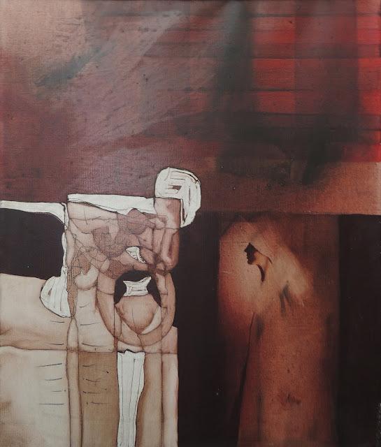 Óscar césar Mara pintura contemporánea