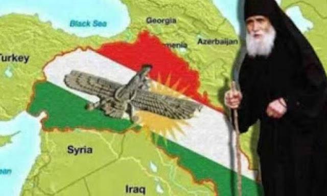 Συγκλονιστική προφητεία του Αγίου Παϊσίου: Έτσι θα διαλυθεί η Τουρκία