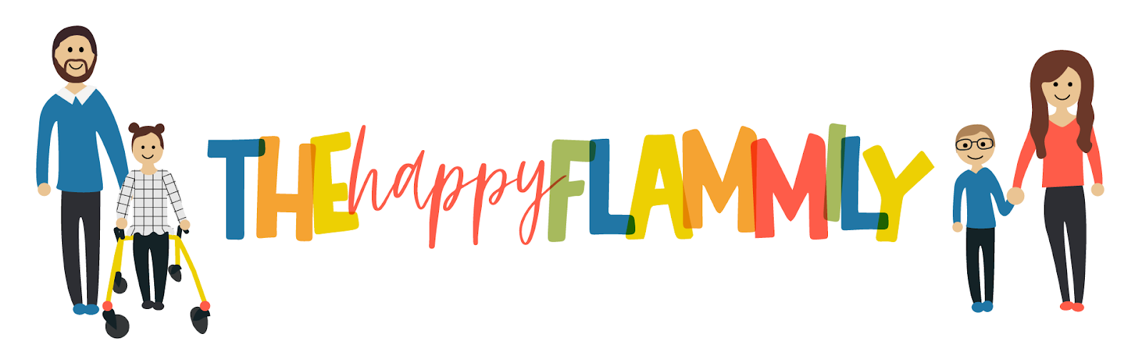 The Happy Flammily