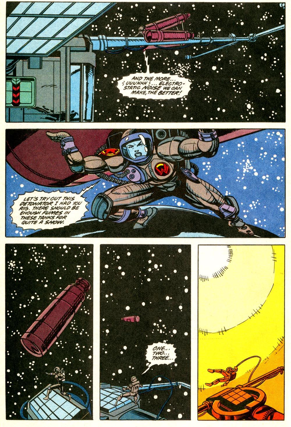 Read online Wonder Woman (1987) comic -  Issue #67 - 5