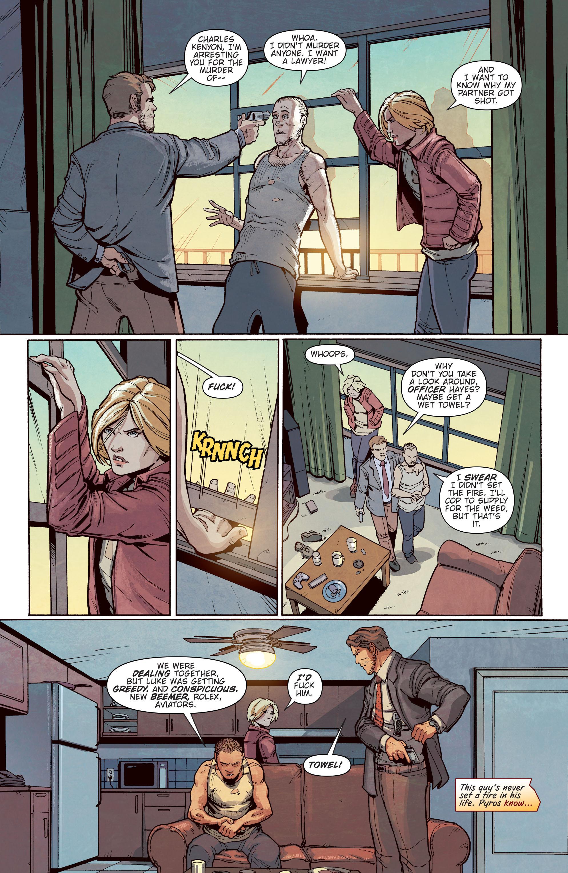 Read online Slash & Burn comic -  Issue #2 - 11