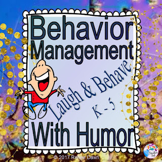 https://www.teacherspayteachers.com/Product/Behavior-Management-with-Humor-3328505