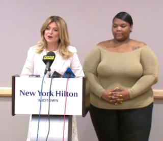 Quantasia Sharpton Usher's Herpes Accuser