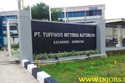 Lowongan Kerja SMA/SMK PT Tuffindo Nittoku Autoneum Kawasan Industri Suryacipta Karawang