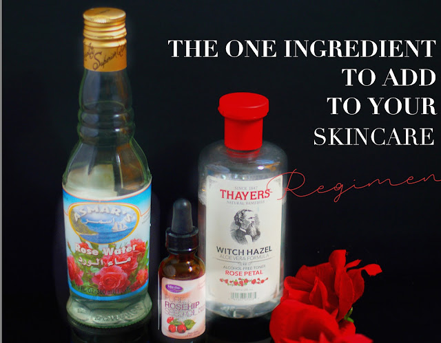 Skincare and Roses