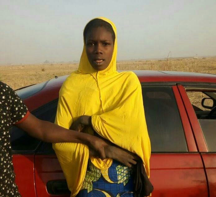 Boko Haram gave me N200 to kill people - Female suicide bomber