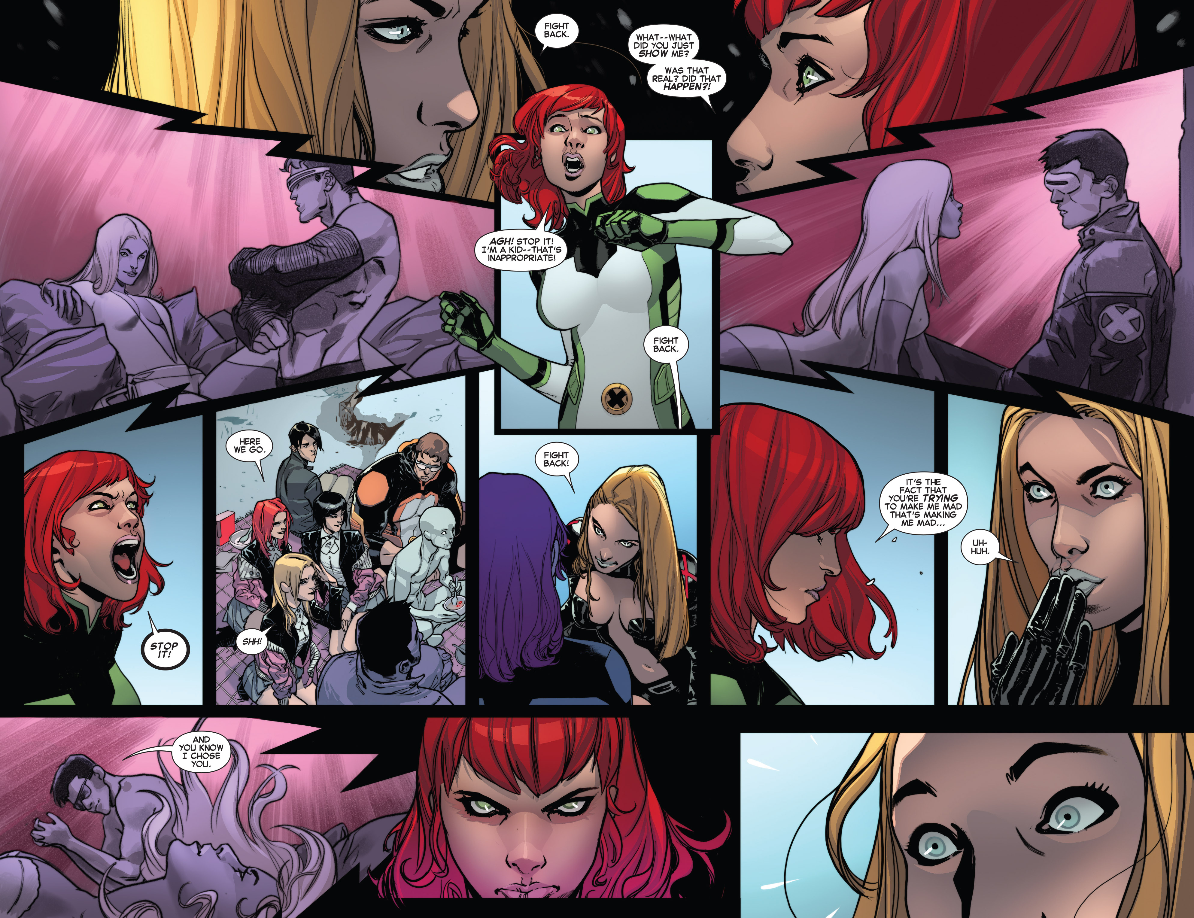 Read online All-New X-Men (2013) comic -  Issue #30 - 12