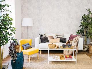 Дизайн-проекты. Современная и светлая квартира в Мадриде