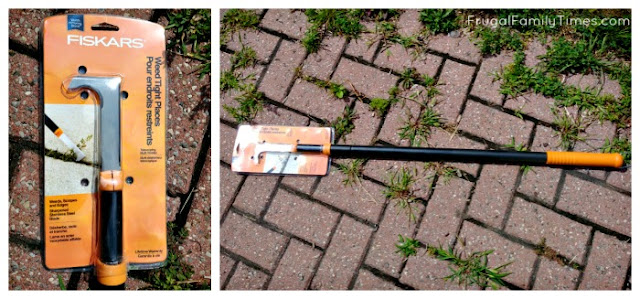 is fiskars the best tool to pull weeds