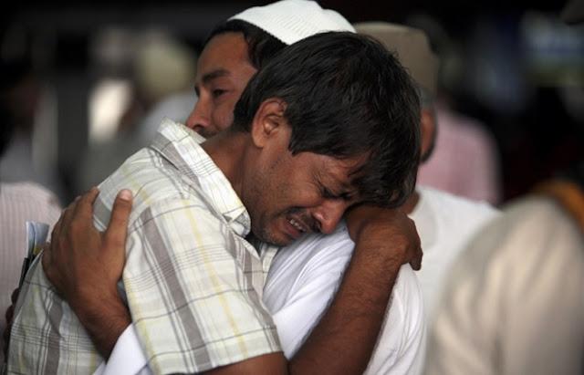Doa Rasulullah yang Tidak Dikabulkan Allah, Manakala Sebagian Muslim Berbuat Kejam Terhadap Muslim Yang Lain