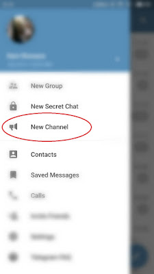 Tutorial Lengkap Bagaimana Cara Membuat Channel Telegram