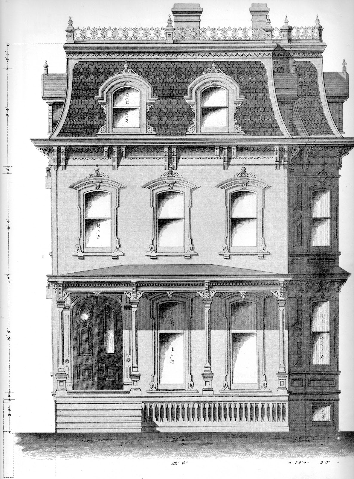 Instant house bicknell 39 s victorian buildings - What is a victorian house ...