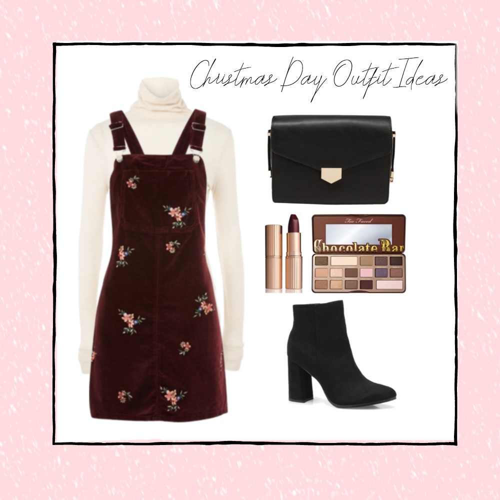 Blogmas, Christmas, Lifestyle, Style, Fashion, Outfit, Outfit Inspiration, shopping, what to wear on christmas day, christmas day outfit ideas, topshop, river island, petite outfits