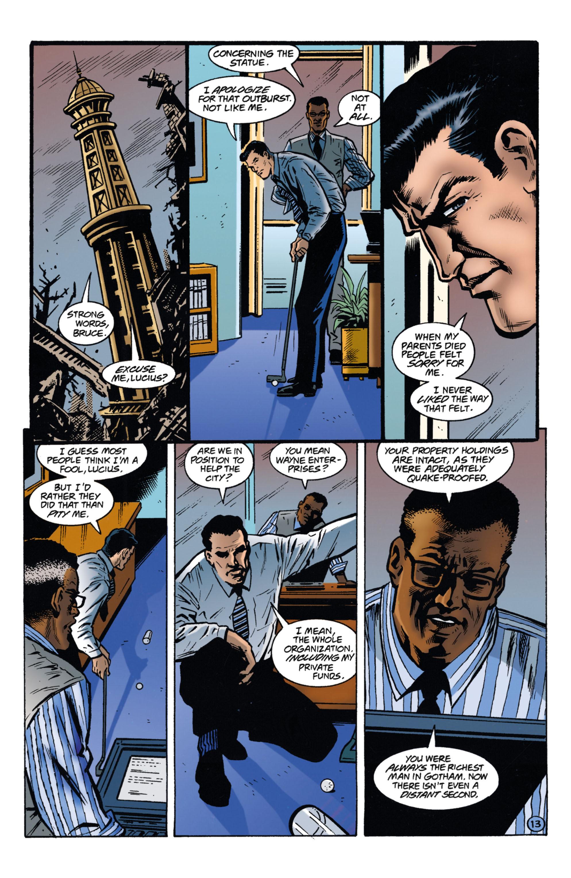 Detective Comics (1937) 724 Page 13