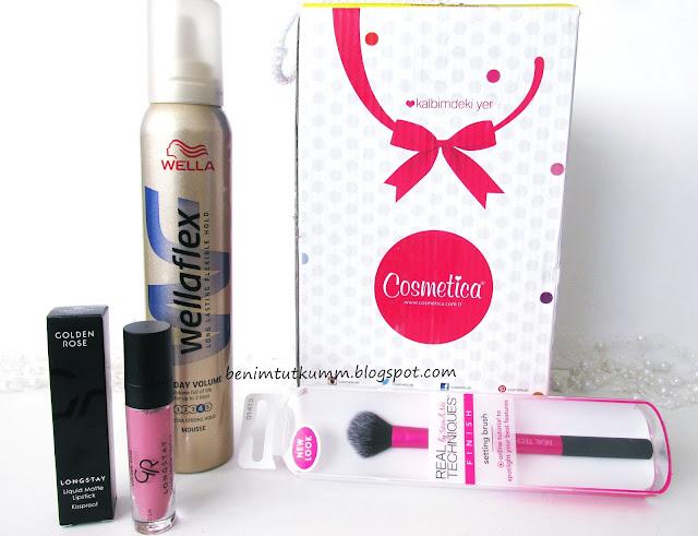 Cosmetica Alışveriş Yorumlarım,cosmetica online alışveriş