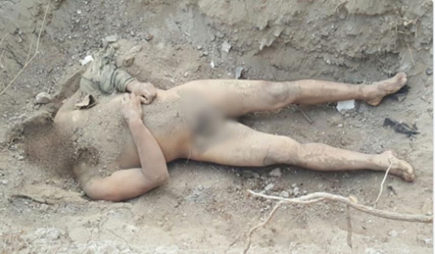 Localizan ejecutado desnudo y con fuertes golpes en la cabeza en Tlachichilco, Oaxaca