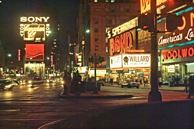 Beautiful Color Photos of New York in 1971 ~ vintage everyday