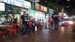 Jalan Alor Bukit Bintang Kuala Lumpur