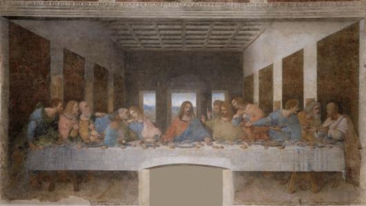 The Last Supper (L'Ultima Cena / Cenacolo)
