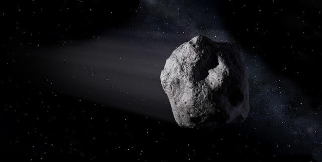 truck sized asteroid to fly by earth on saturday