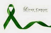 Liver Cancer Symbol ribbon tattoos