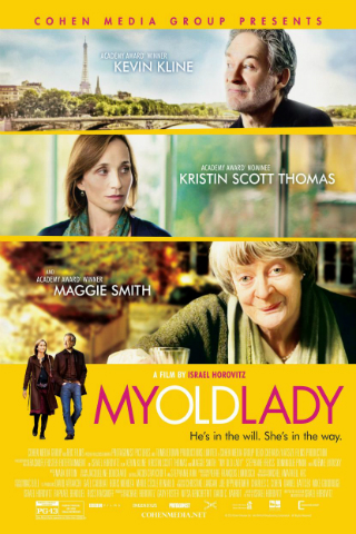 My Old Lady [2014] [DVDR] [NTSC] [Subtitulado]