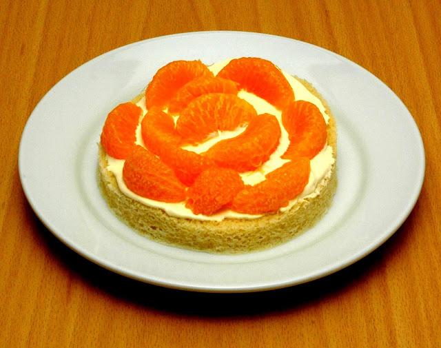 Diabetic Sponge Cake Recipes Uk: The Low Carb Diabetic: Mandarin Orange And Cream Lowcarb